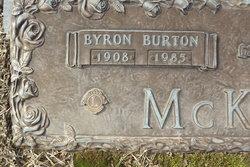 Byron Burton McKnight