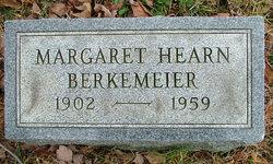 Margaret <i>Hearn</i> Berkemeier