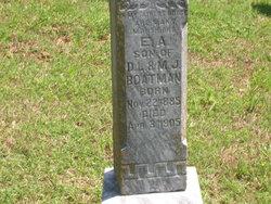 Edmond A. Boatman