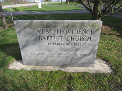 West Providence Baptist Cemetery