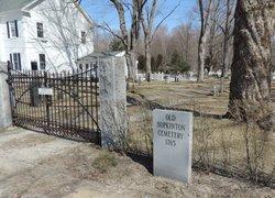 Old Hopkinton Cemetery