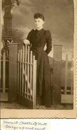 Harriet Catherine Hattie Witt