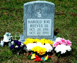 Harold Ray Reeves, III