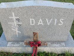 Walter J. Davis