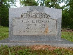 Alex Lee Brinlee