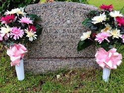 Alice Tennessee <i>Dillard - Carter - Chapmond</i> Ballew