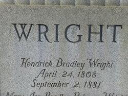 Hendrick Bradley Wright