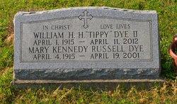 William H.H. Tippy Dye, II