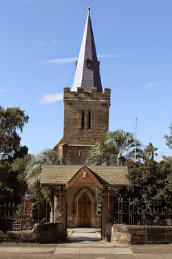 St Thomas Anglican Cemetery