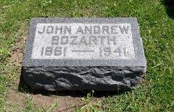 John Andrew Bozarth