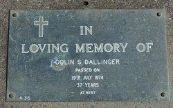 Colin Stanley Dallinger