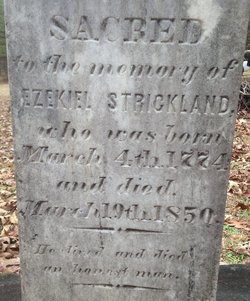 Ezekiel Moton Strickland