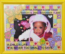 Cynthia Tamara Elaine Gibbs