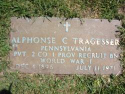Alphonse C Tragesser
