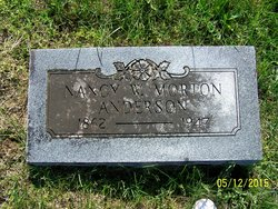 Nancy Woods Nan <i>Coale</i> Anderson