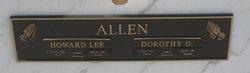 Deacon Emeritus Howard Lee Allen