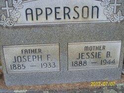 Joseph Franklin Frank Apperson