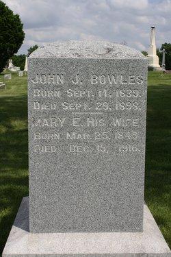 Mary Eliza <i>Bowles</i> Bowles