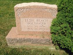 Elsie Jane <i>Beach</i> Holsinger