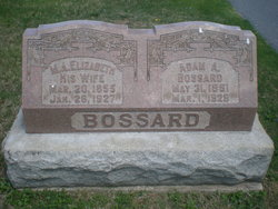 M.A. Elizabeth Bossard