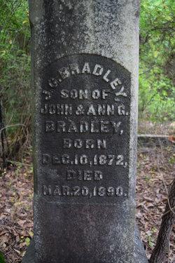 John G Bradley