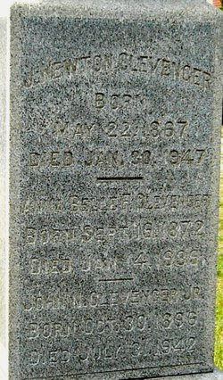 John Newton Clevenger, Jr