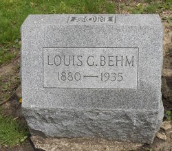 Louis G Behm