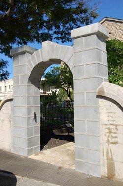 Kawaiahao Church Cemetery