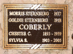 Sylvia <i>Sternberg</i> Coberly