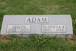 Floriena A. <i>Schauberger</i> Adam