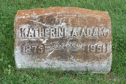 Katherine A. Adam