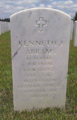 Kenneth John Abrams