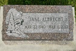 Jane A. <i>Kuntz</i> Albrecht