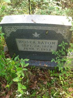 Hosea Baton