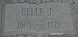 Belle J <i>Bryant</i> Allen