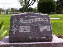 Mary Felipa Phil <i>Barayasarra</i> Orbe
