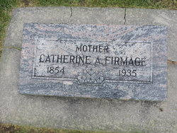 Catherine <i>Adamson</i> Firmage