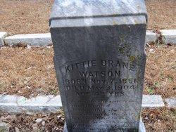 Katherine Luke Kittie <i>Drane</i> Watson