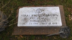 Perry Andrew Brown