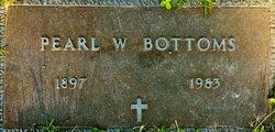 Pearl Radford <i>Wilkinson</i> Bottoms