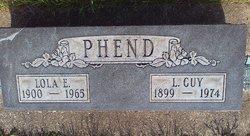 L Guy Phend