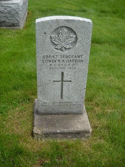 Edwin Robert Hatton