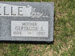 Gertrude Ethel <i>Handlin</i> Rozelle