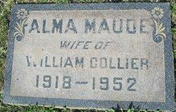 Alma Maude <i>MacKay</i> Collier