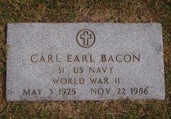 Carl Earl Bacon