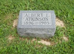 Albert E Atkinson