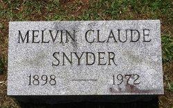 Melvin Claude Snyder