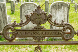 Mary Ann <i>Lent</i> Brewer