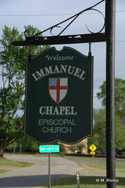 Immanuel Chapel Episcopal Church Cemetery