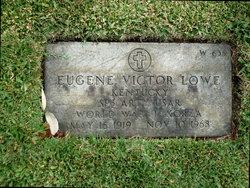 Eugene Victor Lowe